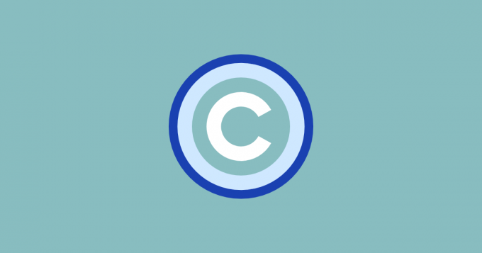 What You Need to Know About Copyright Symbol