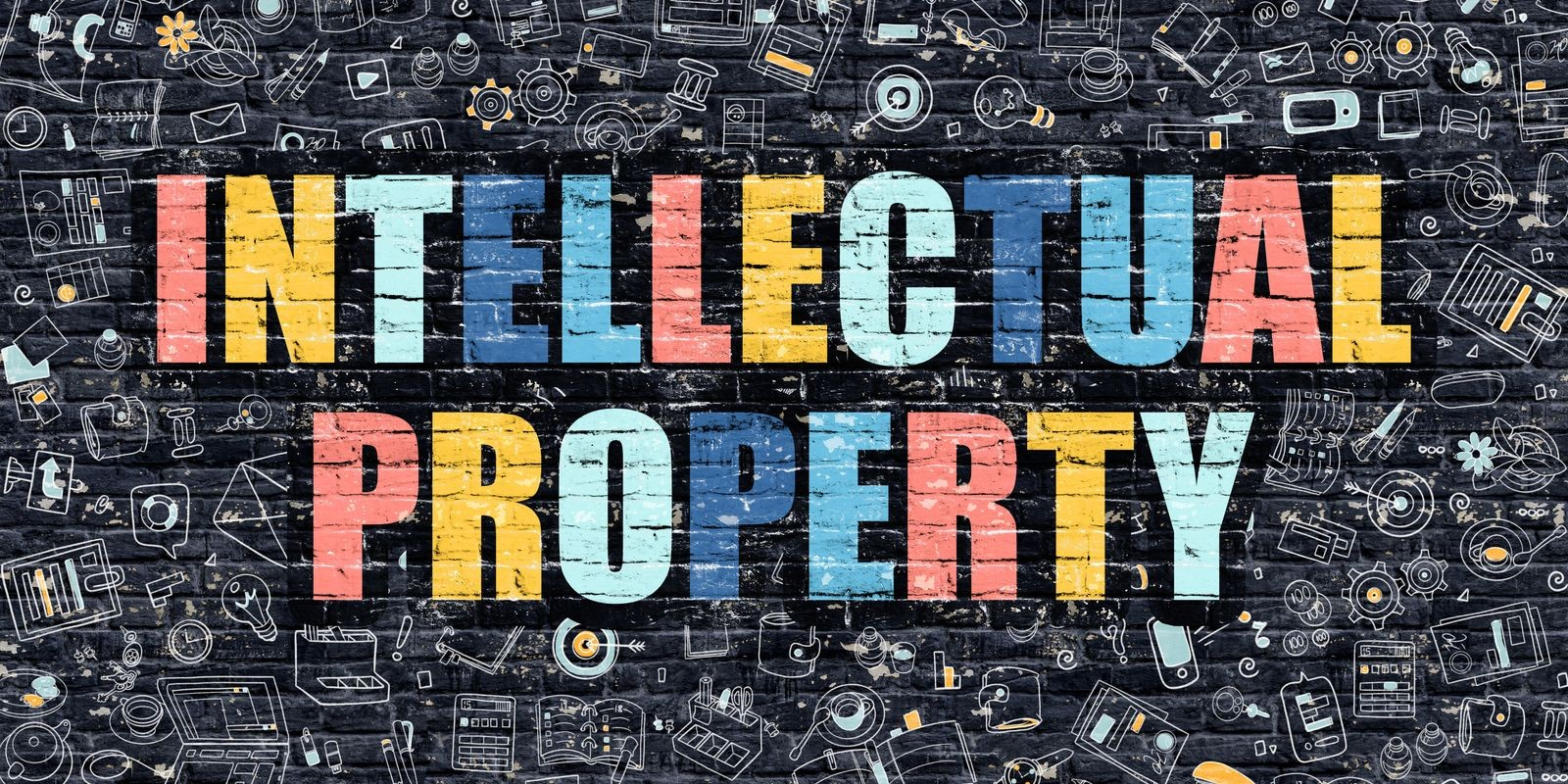 Register copyrights, trademarks, and patents