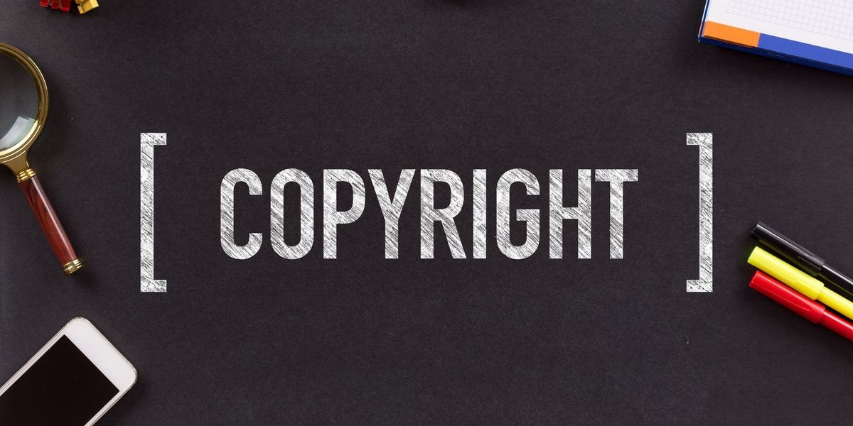 Why use a copyright symbol?