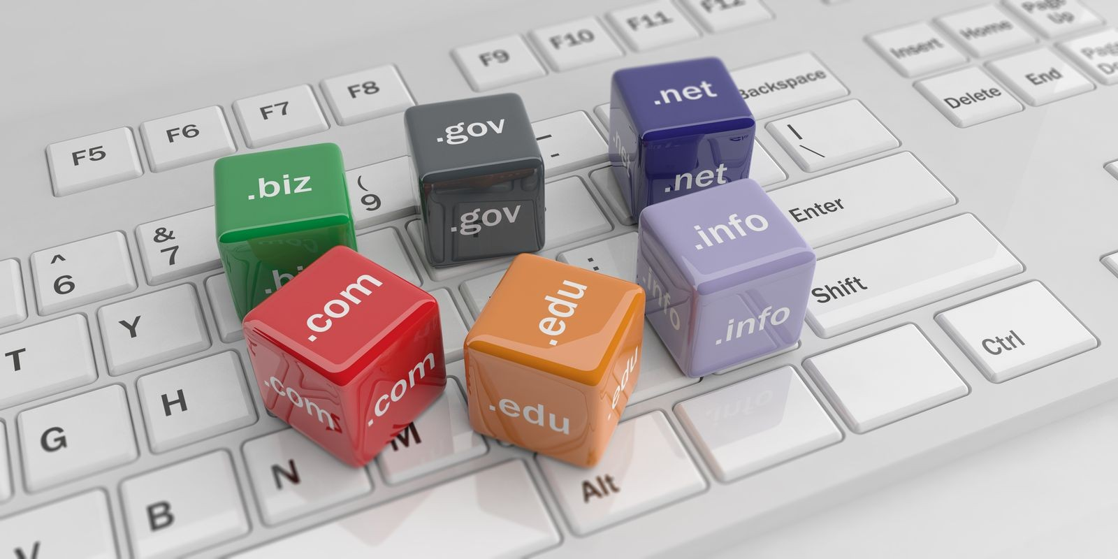 Business, product or domain names